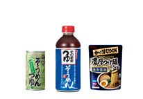 ストレートつゆ・麺用ソース